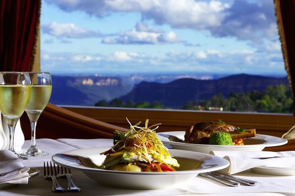 Restaurant, Hotel Mountain Heritage - Blue Mountains