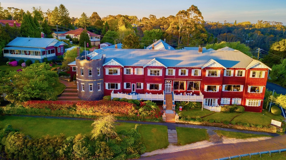 Aerial View, Hotel Mountain Heritage - Blue Mountains