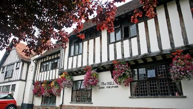 The Bull Hotel Long Melford by Greene King Inns