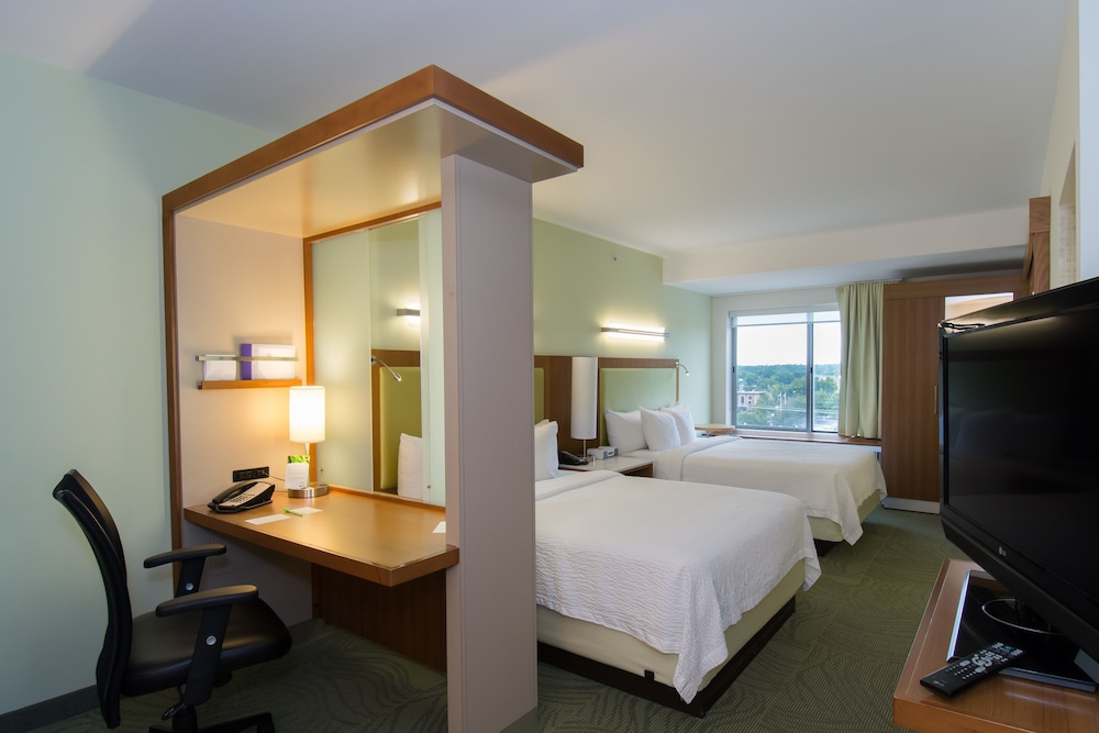 Room, SpringHill Suites by Marriott Columbia Downtown/The Vista