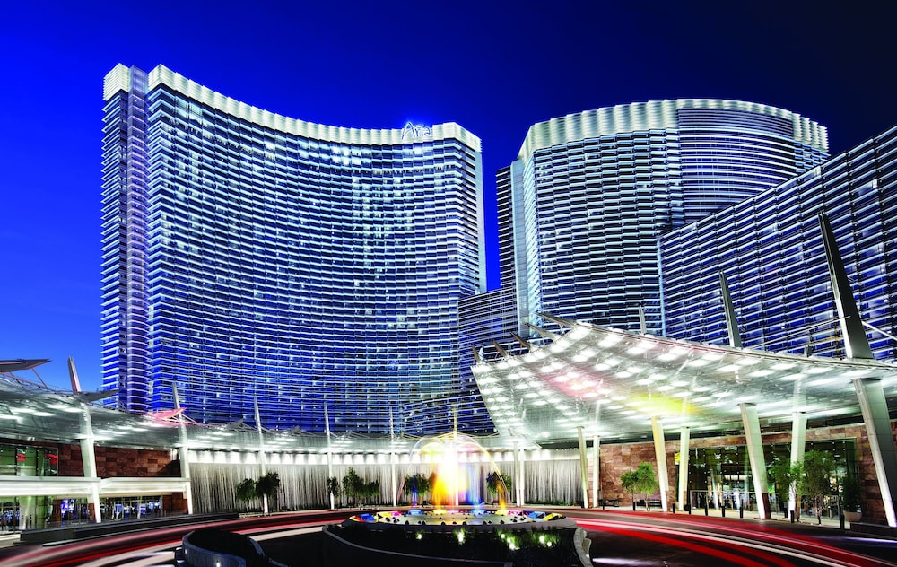 Aria Resort Casino In Las Vegas Hotel Rates Reviews On Orbitz