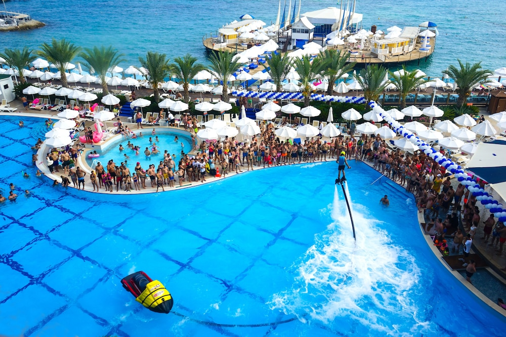 Outdoor Pool, Orange County Resort Hotel Alanya - All Inclusive