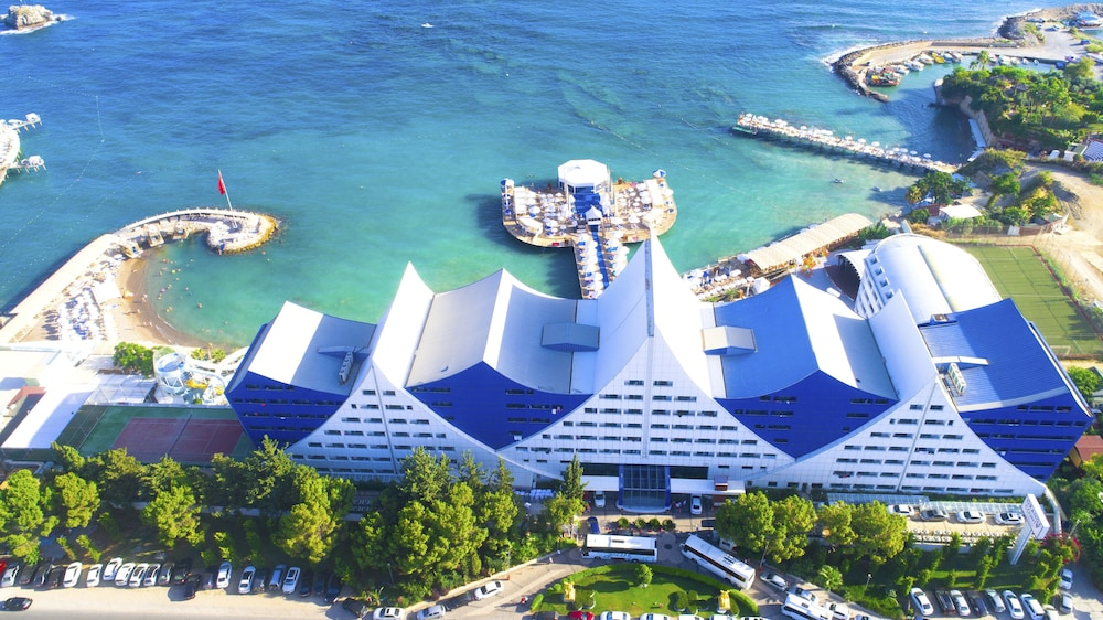 Aerial View, Orange County Resort Hotel Alanya - All Inclusive