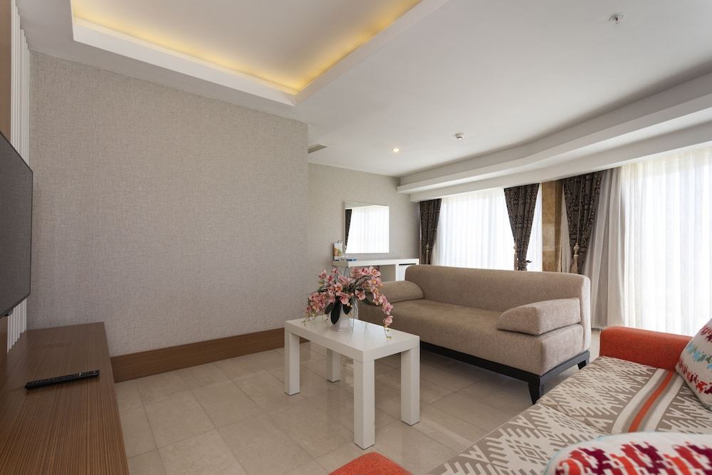 Living Area, Orange County Resort Hotel Alanya - All Inclusive