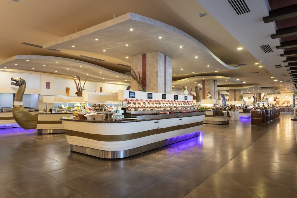 Buffet, Orange County Resort Hotel Alanya - All Inclusive