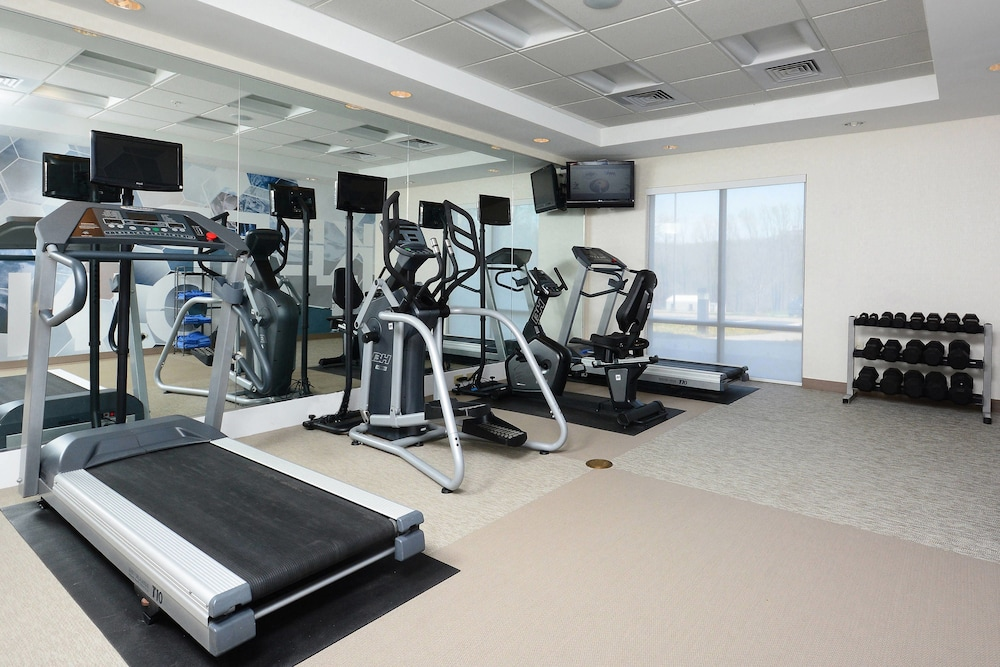 Fitness Facility, SpringHill Suites by Marriott Lynchburg Airport/University Area