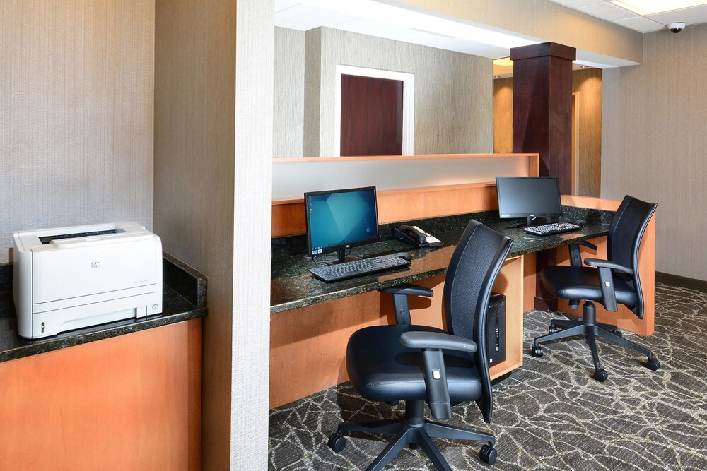 Business Center, SpringHill Suites by Marriott Lynchburg Airport/University Area