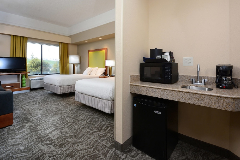 Room, SpringHill Suites by Marriott Lynchburg Airport/University Area