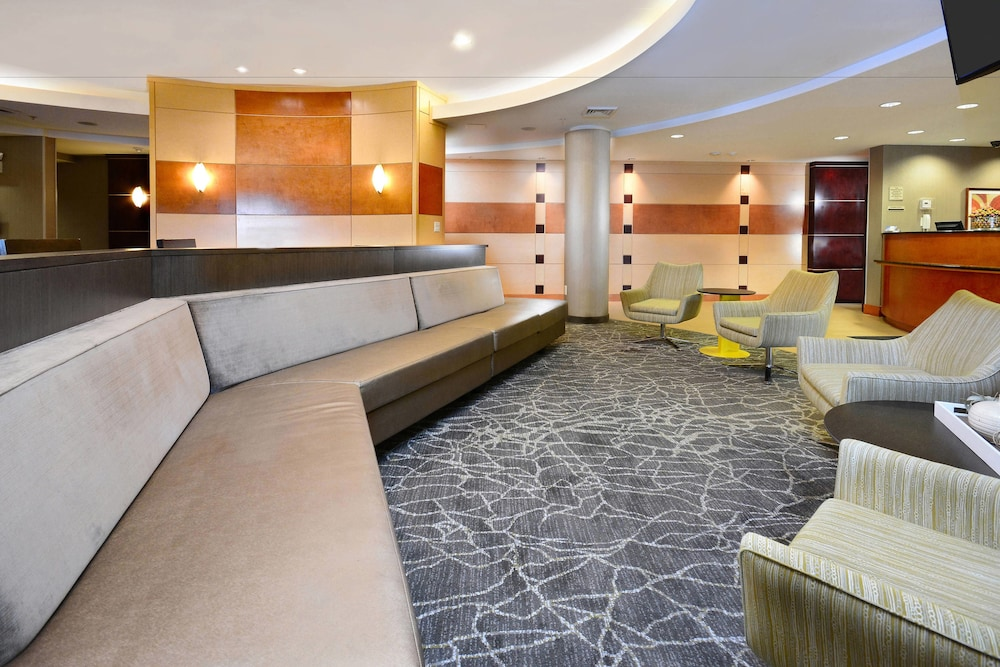 Lobby, SpringHill Suites by Marriott Lynchburg Airport/University Area