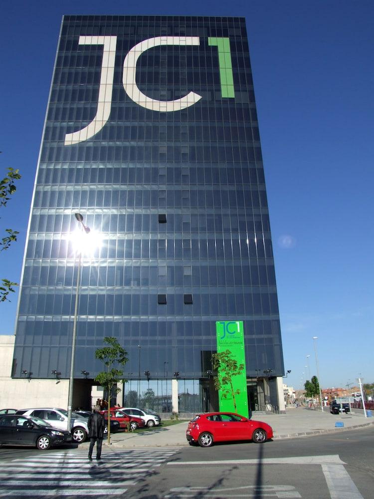 ホテル セルコテル JC1 ムルシア...