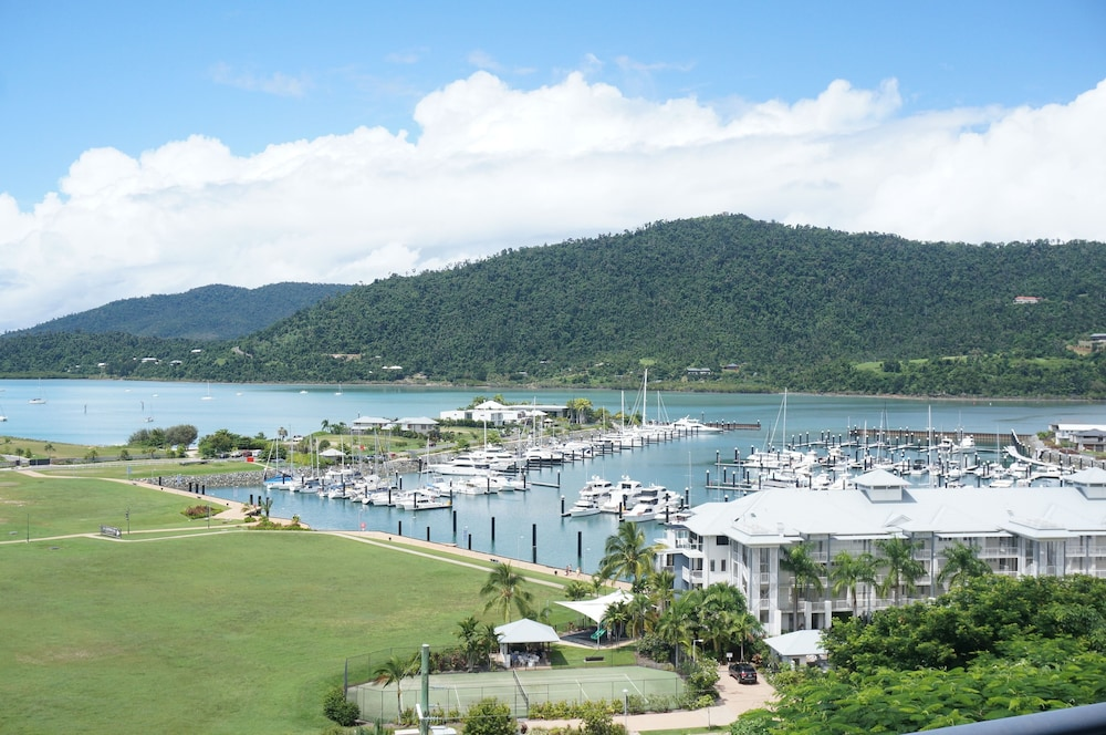 Beach/Ocean View, Whitsunday Terraces Hotel Airlie Beach