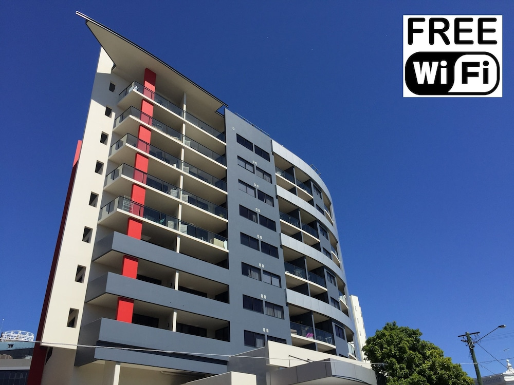 Featured Image, Tribeca Apartments Brisbane