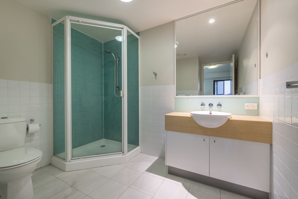 Bathroom, Tribeca Apartments Brisbane