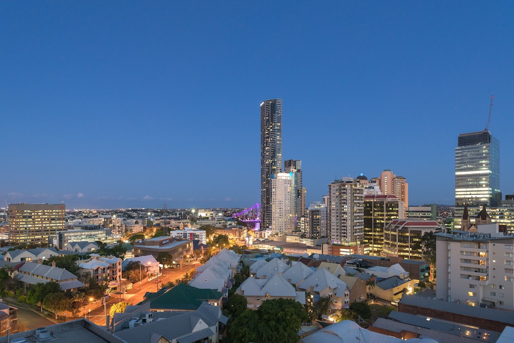 View from Property, Tribeca Apartments Brisbane