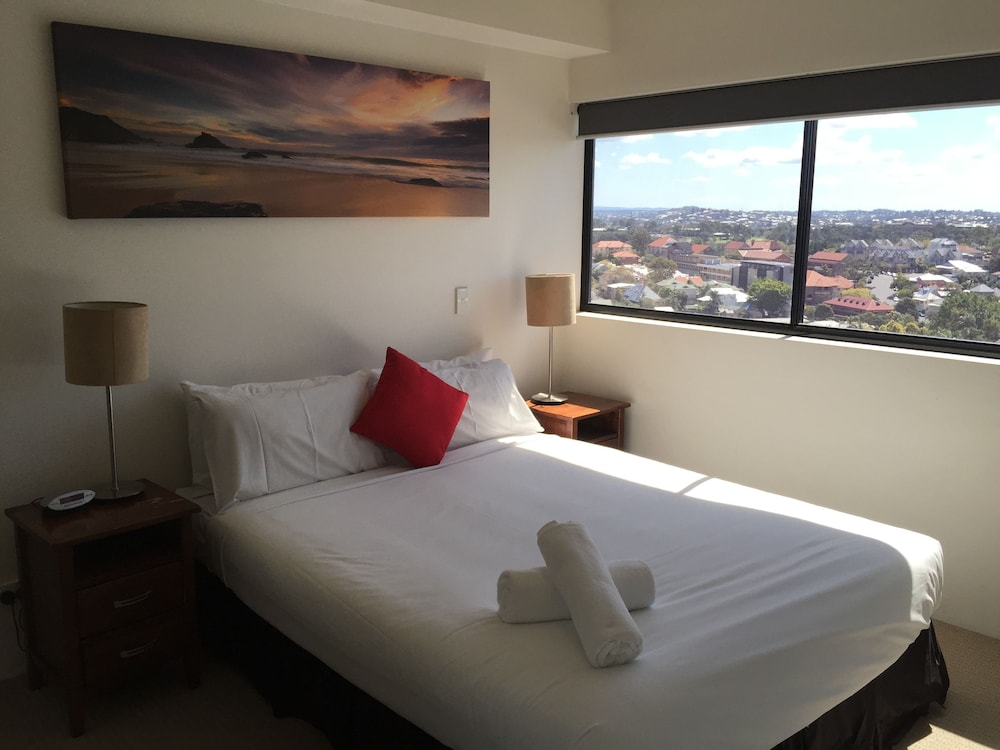 Room, Tribeca Apartments Brisbane