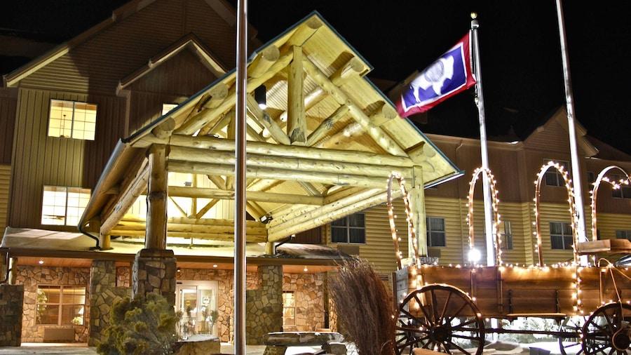 Arbuckle Lodge
