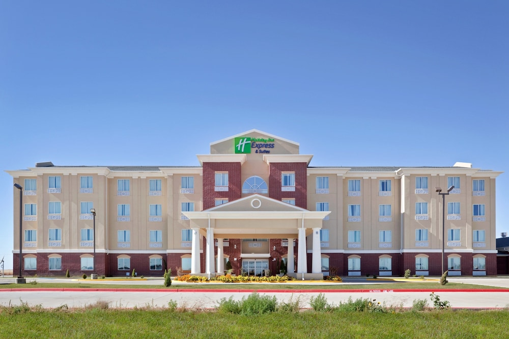 Exterior, Holiday Inn Express Hotel & Suites Dumas