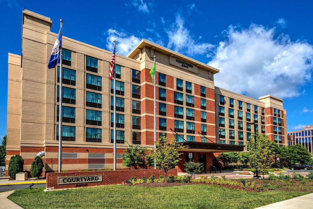 Exterior, Courtyard by Marriott Dulles Airport Herndon