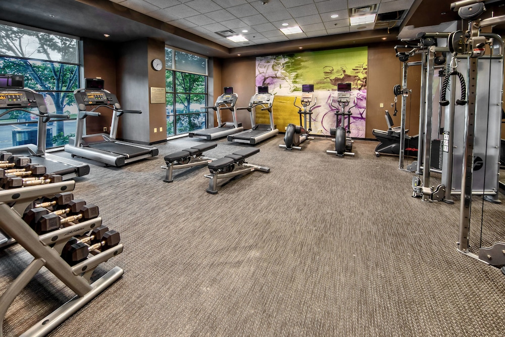 Fitness Facility, Courtyard by Marriott Dulles Airport Herndon