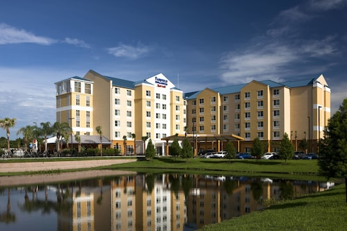 Great Place to stay Fairfield Inn & Suites by Marriott Orlando at SeaWorld near Orlando