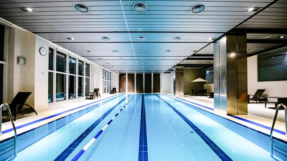 Indoor Pool, LOTTE City Hotel Mapo