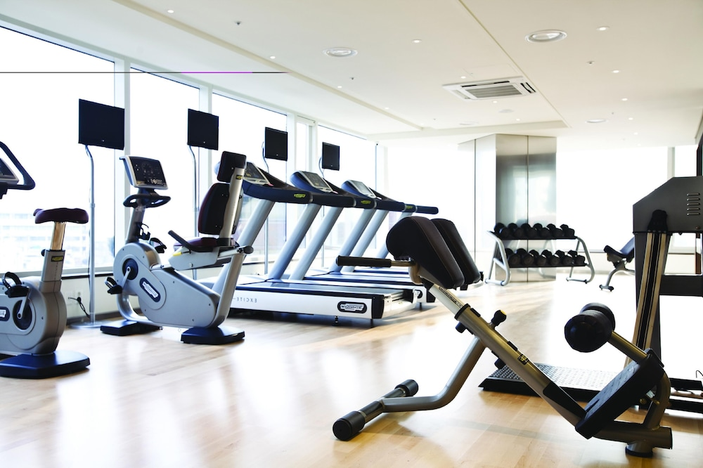 Fitness Facility, LOTTE City Hotel Mapo