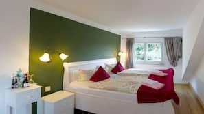 2 Schlafzimmer, Minibar, Zimmersafe, kostenpflichtige Babybetten
