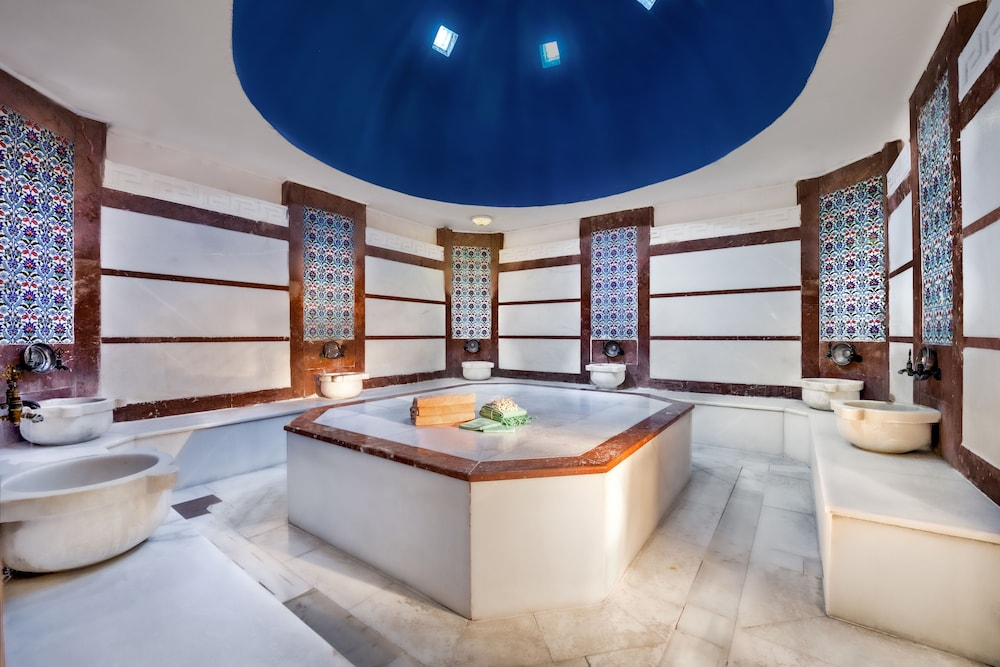 Turkish Bath, Sealife Family Resort Hotel