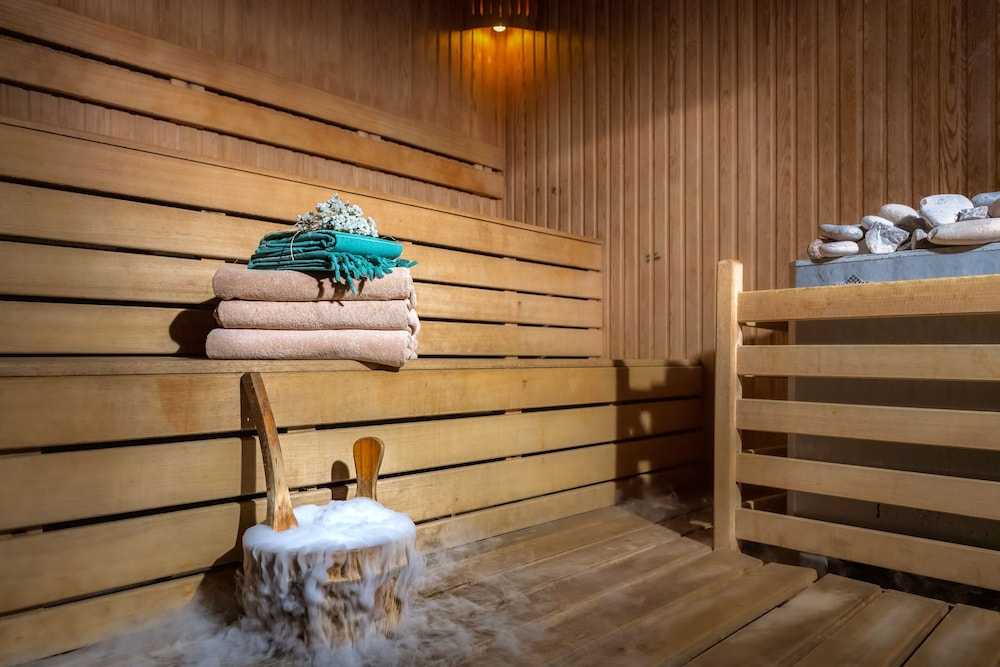 Sauna, Sealife Family Resort Hotel