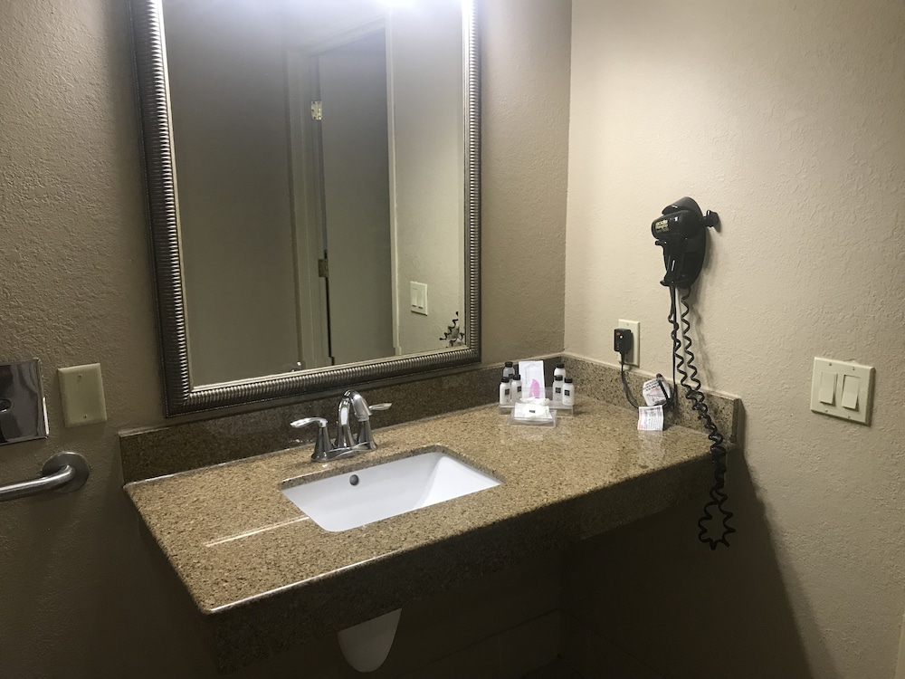 Bathroom, Country Inn & Suites by Radisson, Tampa Airport North, FL