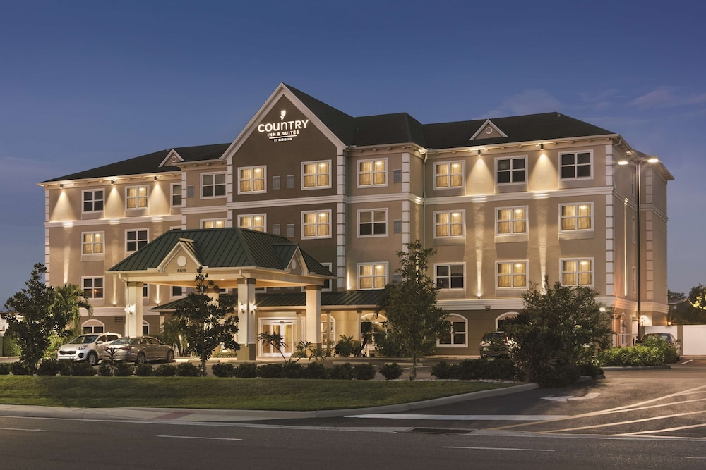 Exterior, Country Inn & Suites by Radisson, Tampa Airport North, FL
