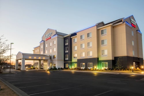 Check Expedia for Availability of Fairfield Inn & Suites by Marriott Muskogee