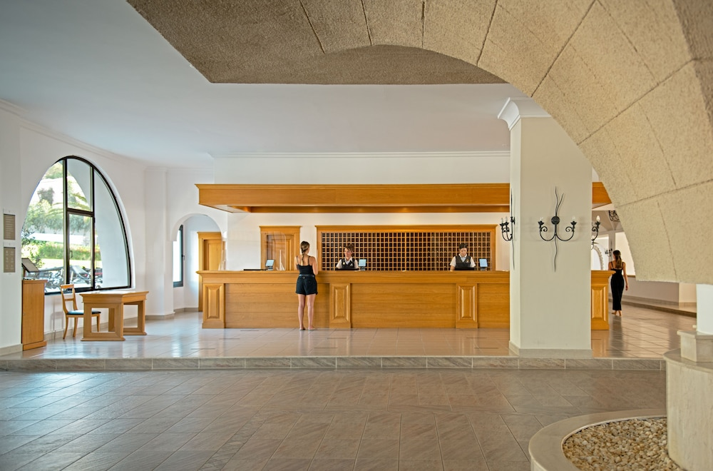 Lobby, Mitsis Norida Beach Hotel - All Inclusive