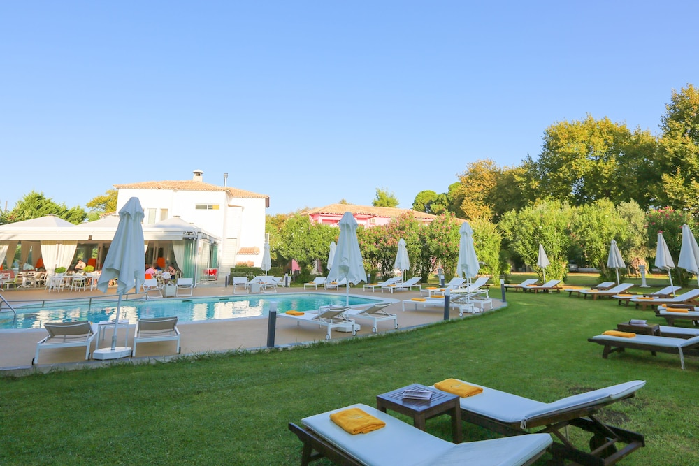 Pool, Mandraki Village Boutique Hotel