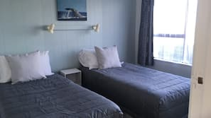 Iron/ironing board, cots/infant beds, rollaway beds, free WiFi