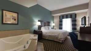 Down comforters, in-room safe, laptop workspace, free WiFi