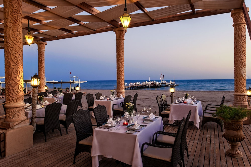Outdoor Dining, Spice Hotel & Spa All Inclusive