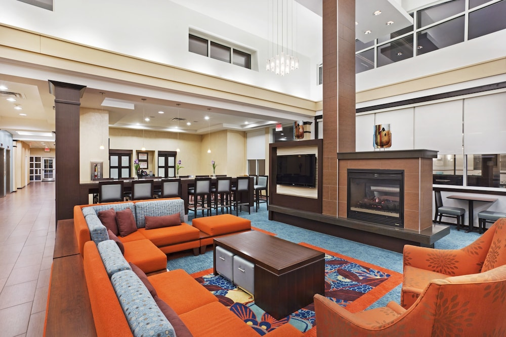 Lobby Sitting Area, Residence Inn Marriott Hamilton