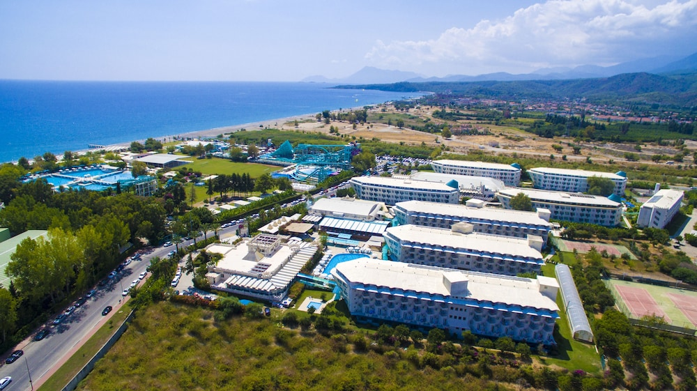 Daima Biz Hotel All Inclusive In Antalya Hotel Rates Reviews