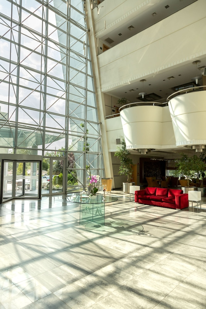 Interior Entrance, Metropolitan Hotels Ankara