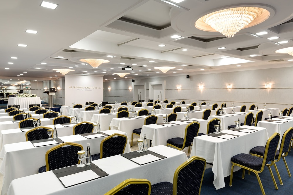 Meeting Facility, Metropolitan Hotels Ankara