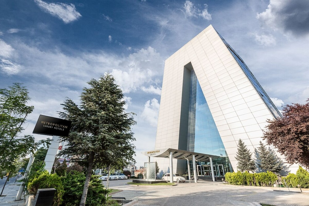 Featured Image, Metropolitan Hotels Ankara
