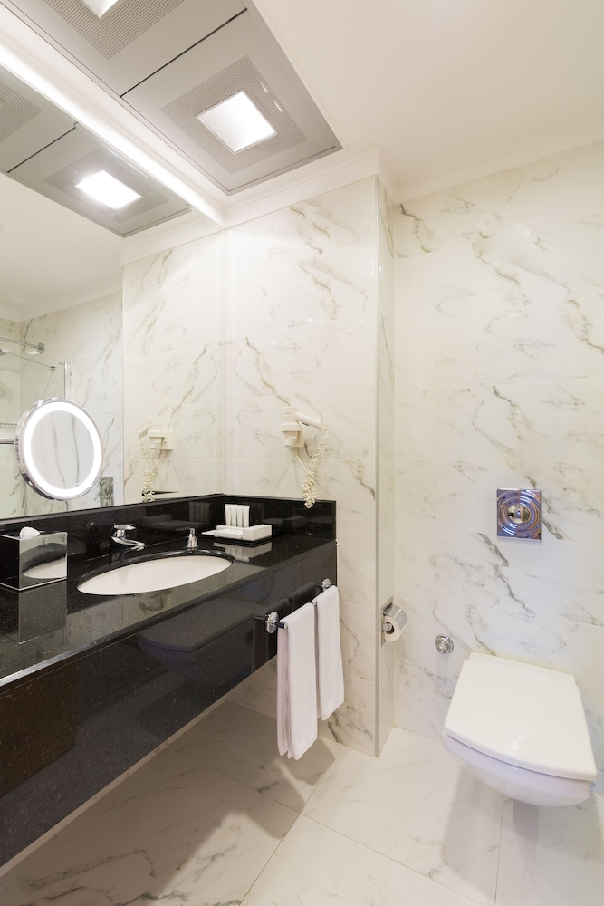 Bathroom, Metropolitan Hotels Ankara