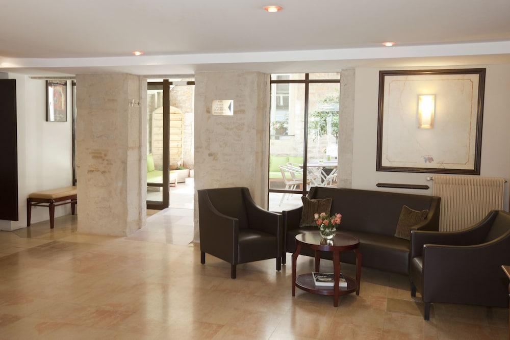 Hotel The Originals De La Paix Beaune  Ex Qualys