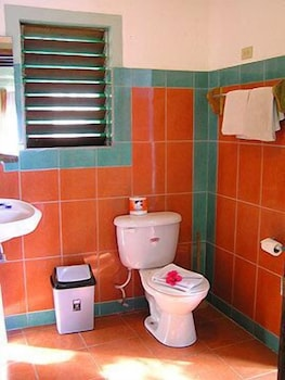 Bathroom, Xtabi Resort