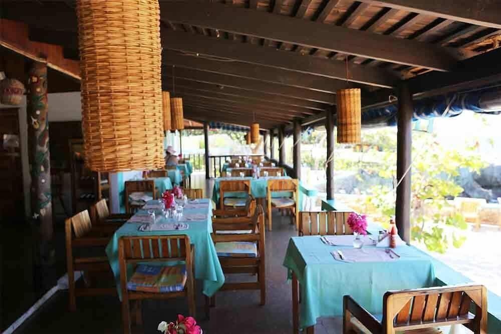 Restaurant, Xtabi Resort
