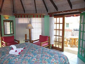 Room, Xtabi Resort