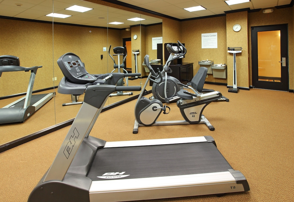 Fitness Facility, Holiday Inn Express Hotel & Suites Texarkana East