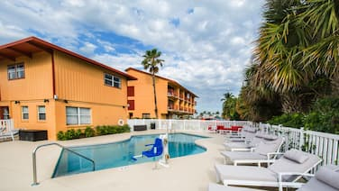 The Royal Inn Beach Hotel Hutchinson Island