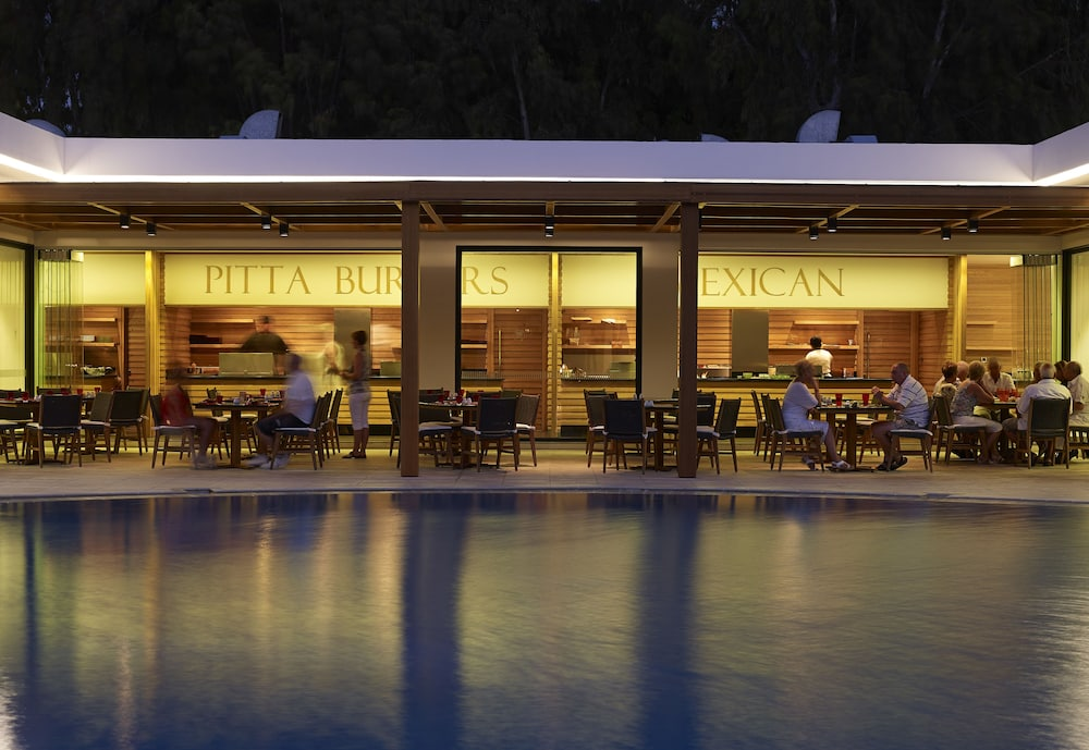 Restaurant, Mitsis Grand Hotel Beach Hotel